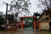 Thanh Hóa: Nam sinh ho, tức ngực, nhà trường cho gần 1.000 học sinh nghỉ học