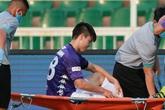 Chấn thương của cầu thủ Duy Mạnh hồi phục có dễ?