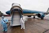 Hành khách Nhật nhiễm COVID-19 đi trên chuyến bay của Vietnam Airlines