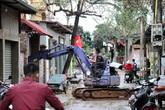 Nhộn nhịp cuộc sống người dân Sơn Lôi sau khi tháo dỡ chốt kiểm dịch COVID-19