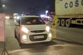 Nhiều xe ngoại tỉnh về Hải Phòng phải quay đầu khi kiểm tra y tế