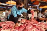 Thịt lợn lại tăng giá mạnh sau khi giảm nhẹ