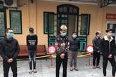 Hà Nội: Tạm giữ hình sự thiếu nữ và đồng bọn tổ chức đua xe giữa thời điểm cách ly toàn xã hội