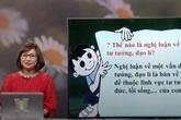 Lịch phát sóng chương trình dạy học trên truyền hình tại Hà Nội từ 13 đến 18/4