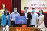 Nghiên cứu sinh Đại học Harvard ủng hộ Hà Tĩnh 5.000 USD chống dịch