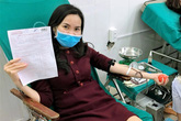 Hải Phòng: Nhiều giáo viên tiểu học đưa cả gia đình tham gia hiến máu giữa dịch COVID-19