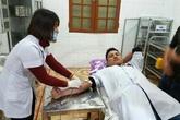Hải Dương: 6 nhân viên y tế tình nguyện hiến máu cứu sản phụ nguy kịch