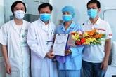 Bệnh nhân ung thư máu tại Nghệ An được ghép tế bào gốc thành công