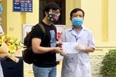 Bệnh viện miền núi ở Ninh Bình điều trị khỏi COVID-19