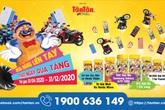 Chương trình khuyến mại tri ân khách hàng từ Đậu phộng Tân Tân