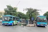 Xe buýt, taxi tại Hà Nội được hoạt động trở lại nhưng giới hạn tần suất