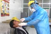 Đã có kết quả xét nghiệm 41 trường hợp tiếp xúc trực tiếp với 2 du học sinh từ Nhật Bản về mắc COVID-19