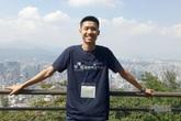 Sinh viên năm 4 là tác giả chính của công bố quốc tế trên tạp chí uy tín