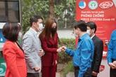 """Sau 2 ngày kết thúc chương trình gây quỹ, 113 trạm rửa tay dã chiến """"phủ đỏ"""" cả nước"""