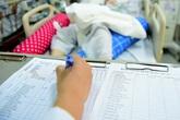 Bệnh nhân COVID-19 quê Hưng Yên diễn biến nặng, phải thở máy từng điều trị xuất huyết não
