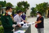 Gần 500 công dân trở về nhà sau khi hoàn thành cách ly tại Quảng Bình