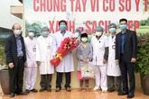 Tin mới nhất về cô gái trẻ mắc COVID-19 khiến hai cơ sở y tế và một xã phải cách ly