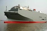 Lấy mẫu xét nghiệm thuyền viên và phun khử toàn bộ tàu có thuyền trưởng tử vong ở Hải Phòng
