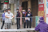Hà Nội chính thức phong tỏa thôn Hạ Lôi (Mê Linh) để dập dịch COVID-19