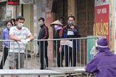 Gần 700 người bán hoa liên quan đến thôn Hạ Lôi buộc phải cách ly, xét nghiệm