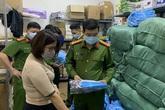 Hà Nội: Thu giữ hàng nghìn trang thiết bị y tế giả chống dịch COVID-19