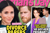 Lộ nghi vấn  rò rỉ giấy tờ ly hôn của vợ chồng Hoàng tử Harry và Meghan Markle ở Mỹ?