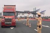 Từ 12h trưa nay, các phương tiện giao thông nào được phép ra vào tỉnh Quảng Ninh?