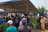 Đã tìm thấy 5 thi thể trong vụ lật thuyền kinh hoàng trên sông Thu Bồn