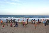 Đi tắm biển, 2 cháu nhỏ Hà Nội đuối nước mất tích