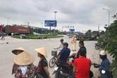 Tai nạn thương tâm ở Hải Dương: Va chạm với xe container, 2 người tử vong tại chỗ