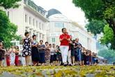 Từ 15/5, các phố đi bộ ở Hà Nội chính thức mở cửa trở lại