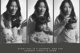 Hiếm lắm mới lộ diện, con gái Hoa hậu Đặng Thu Thảo khiến dân tình xuýt xoa vì quá đáng yêu