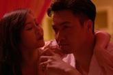 """Mạnh Trường chia sẻ về """"cảnh nóng"""" trong Tình yêu và tham vọng"""