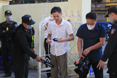 Các bị cáo có mặt đầy đủ, an ninh thắt chặt tại phiên toà xét xử vụ gian lận điểm thi ở Sơn La