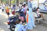 Học sinh một số trường được nghỉ học buổi chiều vì nắng nóng gay gắt