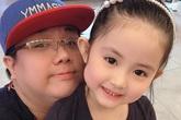 Diễn viên hài Gia Bảo gặp lại con gái sau hơn 3 tháng