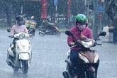 Miền Bắc mưa to đến rất to, cảnh báo ngập úng, sạt lở đất, lũ quét