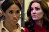 Công chúa Charlotte có liên quan đến cuộc cãi vã của Công nương Kate và Meghan Markle cách đây 2 năm