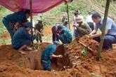 Liên quan việc 13 mộ liệt sĩ không có hài cốt, tỉnh Bắc Kạn kêu gọi những ai tham gia và chứng kiến việc cất bốc cung cấp thông tin để tìm kiếm