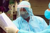 Thêm 1 nhân viên y tế Bệnh viện Đà Nẵng mắc COVID-19, cả nước có 652 ca