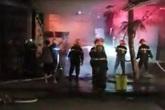Bà hỏa thiêu rụi tiệm bánh lớn nhất Hà Tĩnh lúc nửa đêm