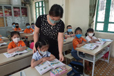 Thanh Hóa: Nhiều trường gặp khó với việc giảm, giãn cách học sinh phòng chống COVID-19