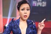 Việt Hương đáp trả gay gắt khi bị phản đối làm giám khảo gameshow