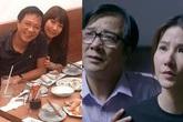 """NSND Trọng Trinh - bố Linh phim """"Tình yêu và tham vọng"""": U70 vẫn say nghề và bình yên bên vợ trẻ kém 16 tuổi"""