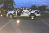 Tai nạn thương tâm ở Hải Dương: Hai người tử vong, 2 người bị thương