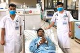 Thanh niên Hòa Bình suy đa phủ tạng vì bệnh sốt cực kỳ hiếm gặp do côn trùng đốt