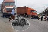 Bắc Giang: 2 nữ sinh tử vong dưới bánh xe đầu kéo