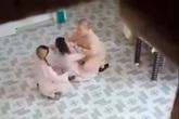 Xôn xao clip sư cô liên tục giật tóc, tát tới tấp vào mặt đồ đệ trong chùa ở Sài Gòn