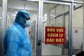Bệnh nhân 793 quê Bắc Giang nguy kịch, phổi tổn thương 80%
