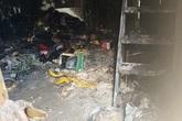 Nghi can phóng hỏa, đốt nhà làm 3 cô cháu tử vong đã bị bắt giữ